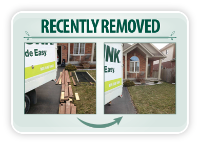 JUSTJUNK | Junk Removal in St Catharines | Call Today!