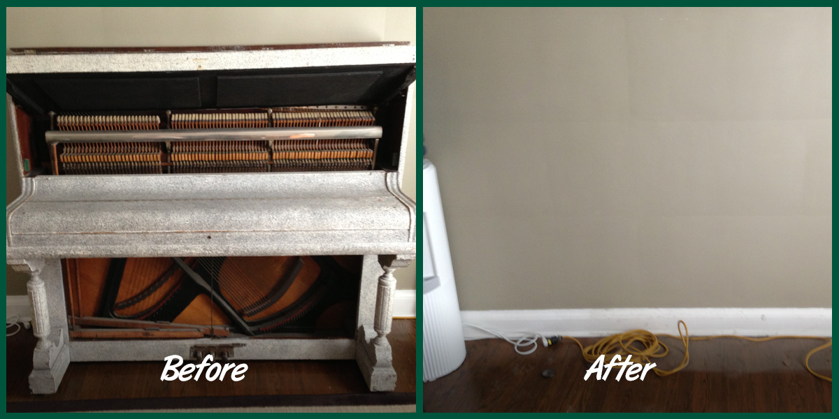 Donate Piano Pickup